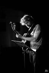 JAM-8438 (M.Lichtfang) Tags: dissw jam schweinfurt jazz bw blackwhite jazzguitar heritage gig music musician solo
