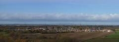 Huncote (lcfcian1) Tags: croft huncote leicestershire view november skyline bradgate park high up village town panoramic pano panorama panoramicview