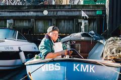 Fishing (niko.halva) Tags: ankerias kalastaja kalastajavene kuvitus kpenhamina tanska kbenhavn capitalregionofdenmark denmark dk fisher fish eel boat