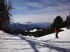 Skiing. (erikyoneya) Tags: chamrousse france ski snowboard winter mountain landscape snow