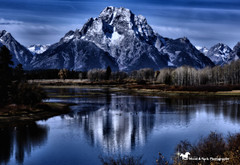 HOLY (Aspenbreeze) Tags: oxbowbend oxbow grandtetonnationalpark gradtetons tetons mountmoran moranmountain mountainscape water lake lakereflections reflection snowpeaks nature rural bevzuerlein aspenbreeze moonandbackphotography