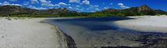 La laguna di Berchida, Sardegna (filippi antonio) Tags: berchida sardegna sardinia italy italia spiaggia beach laguna lagoon sabbia sand acqua water paesaggio landscape waterscape stagno panoramica panoramic nature