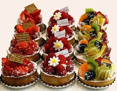 Belgian chocolate and pastries are the best in the word!!... (jackfre 2) Tags: belgium antwerp food delicacies chocolate pastries delicious thebestintheworld display patisserie patisserielints lints
