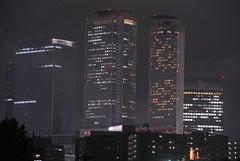 nagoya16097 (tanayan) Tags: urban town cityscape night view aichi nagoya japan    building nikon j1