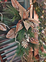 "Tidings and Joy (EDWW (day_dae) Esteemedhelga) Tags: merrifieldgardencenter holiday christmas ornaments holidaydecornativity cheer holidayseason happyholidays seasongreetings merrychristmas stockings christmastrees wreath snowflakes santa santaclaus st nicholas snow globe snowman reindeer jolly angels ""northpole"" ""sleighride"" holly ""christchild"" bells ""artificialtree"" carolers caroling ""candycane"" ""gingerbread"" garland elf elves evergreen ""feliznavidad""frostythesnowman"" ""giftgiving"" goodwill icicle ""jesus"" ""joyeuxnoel"" kriskringle"" manger mistletoe nutcracker partridge poinsettia rejoice scrooge ""sleighbells"" ""stockingstuffer"" tinsel ""wisemen"" ""wrappingpaper"" yule yuletide festive bethlehem ""hohoho"" illuminations ""twelvedaysofchristmas"" ""winterwonderland"" xmas bauble esteemedhelga edww daydae america fair oaks"
