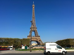 Eiffel Tower Paris France (mangopulp2008) Tags: france paris tower eiffel toureiffel