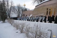 16. Arrival of Sanctities at Lavra / Прибытие святынь в Лавру 01.12.2016