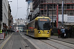 Manchester Metrolink 3008 & 3018 (temeraire003) Tags: 3008 3018