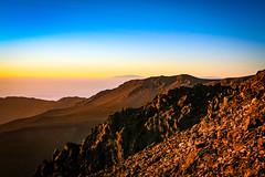 Sunrise at Haleakal National Park (aparlette) Tags: nationalpark haleakalnationalpark outdoor landscape haleakal mountains sunrise kula hawaii unitedstates us