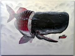 "Veks Van Hillik - ""Mobydick"" (Thethe35400) Tags: poisson fish pescado fisch arrain peix peixe pesciu pesce fisk ryba pete"
