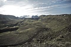 Almenningar (erikssonchristoffer) Tags: camping iceland laugavegur hike glacier almenningar mrdalsjkull syri emstur emstru