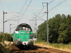 BB69458 & 69447 (- Oliver -) Tags: train fret infra sncf bb69000 bb69400 bb69447 bb69458