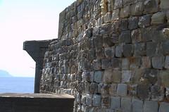 Big island walls, Gunkanjima Hashima