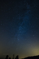 Shooting star (Nicholas_83) Tags: stella sky nature night stars star shooting cadente