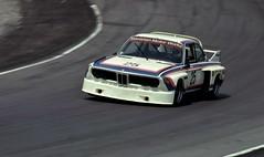 IMSA GT Mosport 1975 Brian Redman BMW CSL (nwmacracing) Tags: mosport brianredman bmwcsl imsagt1975
