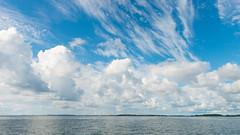 August sunday (JarkkoS) Tags: sea wallpaper sky water finland landscape helsinki boating fi d800 4k uusimaa suomenlahti 3840x2160 ultrahd 2470mmf28g