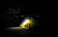 TenT -2015- (Andras Lukacs) Tags: camp tree nature night creek canon slow earth deep australia ground tent level kangaroo adelaide camplife 70d