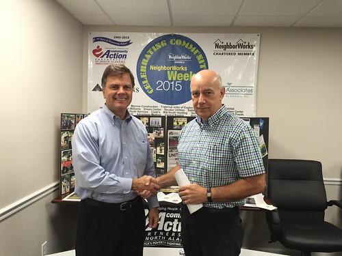 CAPNA 2015 Senator Orr & Michael Tubbs (II)