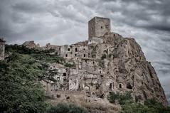 Craco - Basilicata - HDR (NIKOZAR (Nicola Zaratta)) Tags: basilicata hdr paesaggio lucania ruderi abbandono craco nikond90