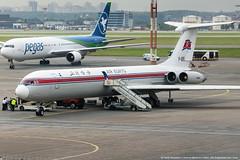 Air Koryo Ilyushin Il-62M P-885 (Vasily Kuznetsov) Tags: spotting svo dprk planespotting ilyushin il62 sheremetyevo northkorean il62m airkoryo uuee p885 ilyushinil62m