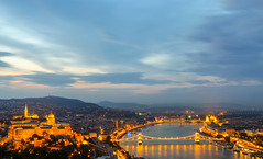 Budapest (daniel klein photography) Tags: sunset river hungary budapest magyar danube magyarorszg