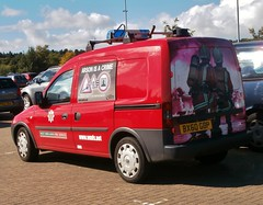 West Midlands Fire & Rescue Service Vauxhall Combo (MJ_100) Tags: fire firedepartment westmidlands vauxhall firebrigade combo fireservice emergencyservices emergencyvehicle firerescueservice