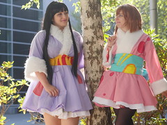Paris Manga 20 - 2015-10-03- P1220294 (styeb) Tags: paris cosplay manga 03 versailles pm parc octobre parismanga pm20 pm2015