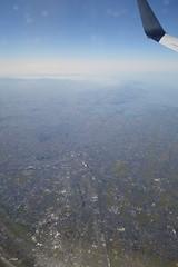 Tokyo to Hiroshima - JAL (ウィウィ) Tags: plane tokyo hiroshima 東京 jal avion 広島 飛行機