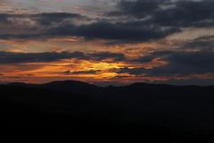 Tramonto a Bergolo (BerrutiGiulia) Tags: sunset italy colors landscape italia piemonte cuneo piedmont paesaggio langhe bergolo visitpiedmont