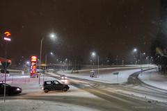 Wałbrzych (nightmareck) Tags: winter night fuji poland polska handheld fujifilm pancake zima fujinon wałbrzych xe1 apsc dolnośląskie dolnyśląsk mirrorless xtrans fotografianocna xmount xf18mm xf18mmf20r