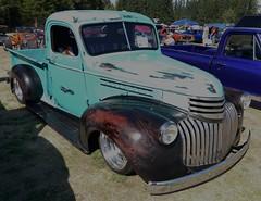 1942 chevrolet (bballchico) Tags: 1942 chevrolet pickuptruck arlingtondragstripreunionandcarshow arlingtoncarshow belindawassemiller 206 washingtonstate arlingtonwashington