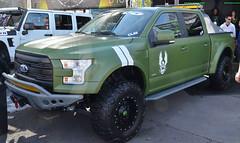 SEMA 2015 167 (PanzerVor) Tags: auto show ford car truck automobile halo vehicle sema aftermarket 2015 unsc aapex