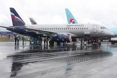 RA-89008 Sukhoi Superjet Aeroflot