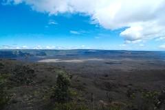 13Oct1250HST Kilauea Crater Quiet (mahteetagong) Tags: cruise hawaii nikon tokina crater kilauea 1224mmf4 d80