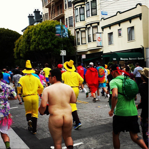 Bay to breakers 2015  2