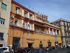 Mansion at Posillipo / Naples (beginning 20th century) (* Karl *) Tags: naples mansion posillipo
