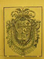 Silva (Bertran de Seva) Tags: barcelona ceramic heraldry coatofarms shield barcelons escut cermica araldica hraldique herldica blas