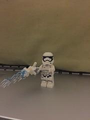 Stormtrooper Star Wars: The Force Awakens (ebrandonje) Tags: star force lego jedi stormtrooper lightsaber wars awakens