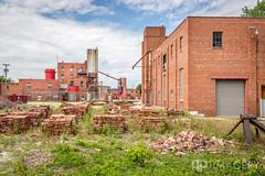 Medley Distillery (AP Imagery) Tags: usa abandoned industrial oz kentucky ky whiskey charles historic tyler bourbon distillery owensboro bourbontrail medley daviessco
