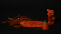 3 (Seel VP) Tags: verduras vegetables glitter mxico canon 50mm carrot veggies zanahoria vegetales 2015 purpurina brillantina