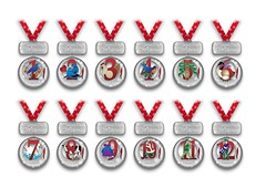 "12 Days of Christmas Medals <a style=""margin-left:10px; font-size:0.8em;"" href=""http://www.flickr.com/photos/115471567@N03/23356406302/"" target=""_blank"">@flickr</a>"