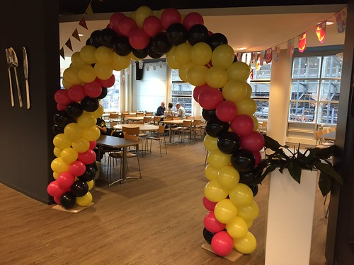 Ballonboog 6m Rijksdienst voor Ondernemend Nederland Utrecht