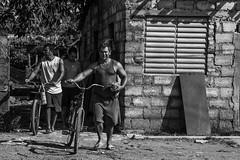 Cuban Gangsters (jtsamsonphotography) Tags: blackandwhite chicken nikon cuba streetphotography d750 cuban