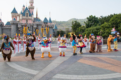 10th Anniversary Celebration with Mickey and Friends