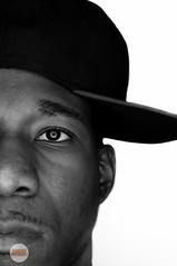 The Rise (DReidPhotography) Tags: people blackandwhite bw philadelphia me face portraits photography blackwhite nikon photographer flash flashphotography professional portraiture philly dreid studioshoot selfies strobist
