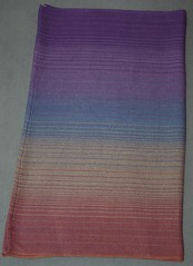 All silk hand dyed (La Maison des Fibres) Tags: main silk soie handwoven handdyed twill serg teint
