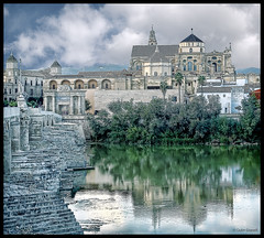 (2209) Crdoba (QuimG) Tags: architecture vintage landscape andaluca spain arquitectura sony paisaje crdoba paisatge specialtouch quimg aiguaicel quimgranell joaquimgranell afcastell obresdart