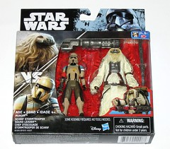 moroff vs scarif stormtrooper squad leader star wars rogue one 2 pack basic action figures 2016 hasbro misb a (tjparkside) Tags: moroff vs scarif stormtrooper squad leader star wars rogue one 2 pack basic action figures 2016 hasbro misb 1 r1 375 inch 5poa figure disney studio effects ap app blaster rifle weapon weapons gigoran mercenary heavy gun gunner guns sw two imperial military headquarters shoretrooper shoretroopers stormtroopers specialist beaches bunkers planetary facility dual projectile launcher