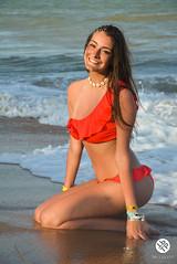 (bertoiaagustina) Tags: playa praia beach porto seguro brasil brazil teenagers lovely amistad model