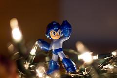 Mega Man amiibo (FaruSantos) Tags: megaman amiibo toys miniatura rockman nintendo capcom jogos games videogames